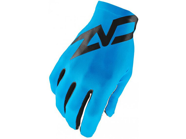 Supacaz SupaG Twisted Gants, neon blue/black